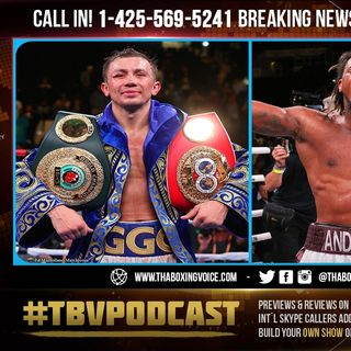 ☎️ Eddie Hearn Wants Golovkin vs Andrade in 2021 as an IBF/WBO Unification🔥Do We Believe It ❓