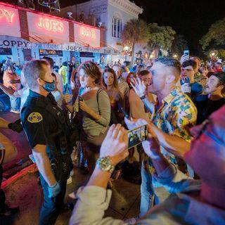 Episode 1178 - Key West Curfew Order Arrest