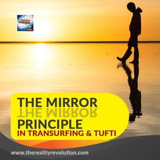 The Mirror Principle in Reality Transurfing and Tufti the Priestess