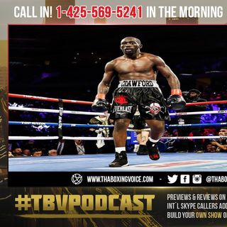 ☎️Terence Crawford The Boogyman Or Odd Man Out❓Why Won't They Fight Him⁉️