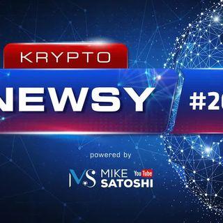 Krypto Newsy #260 | 27.02.2021 | Czy Bitcoin spadnie poniżej $40k, 12 scenariuszy dla Bitcoiny, Nadchodzi hard fork Cardano