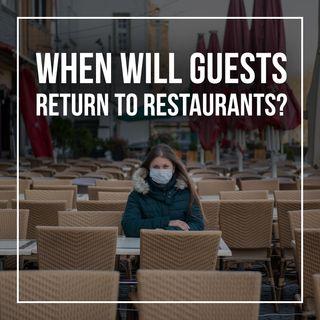 142. Forecast For Returning Restaurant Guests Through Q1