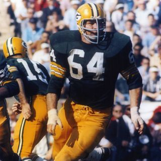 Interview with Legendary Packer Jerry Kramer!