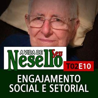 T02E10 - Engajamento Social e Setorial