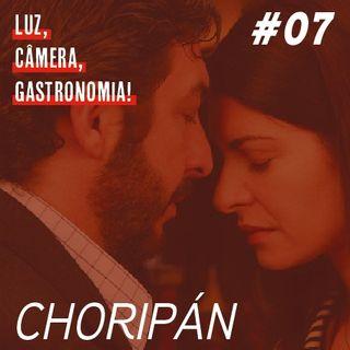 #07 - Choripán + O Segredo dos Seus Olhos