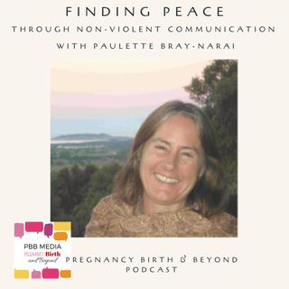 BONUS EPISODE: Finding Peace through Non-Violent Communication with Paulette Bray-Narai