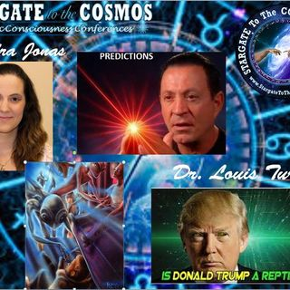 Kendra Jonas & Dr. Louis Turi~11/13/18~ Stargate Cosmos ~ Hosts Janet & Sasha