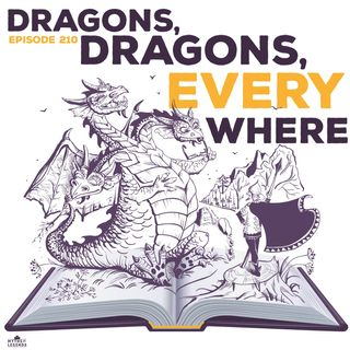 210-Russian Legends: Dragons, Dragons Everywhere
