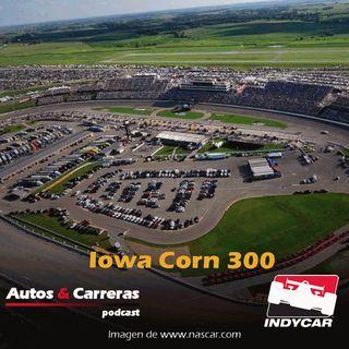 #IndyCar Iowa Corn 300
