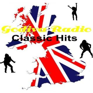 27th July 2018 playing you the Greatest Classic Hits on Godiva Radio for Coventry and the World.