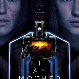 I Am a Mother (Netflix)