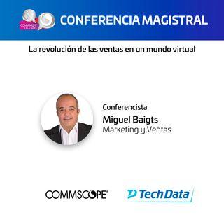 Conferencia Magistral - Tech Data