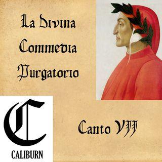 Purgatorio - canto VII - Lettura e commento