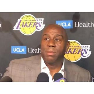 Magic Johnson leaves Lakers! NBA Playoff Preview!!