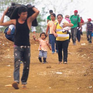 Gobierno de Costa Rica siente migración nica como una carga pesada, según la vicepresidenta de ese país, Epsy Campbell