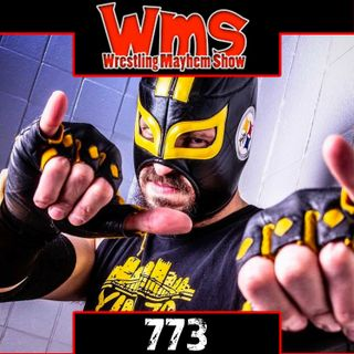The Pittsburgh Luchador | Wrestling Mayhem Show 773
