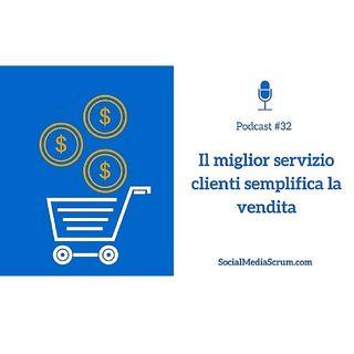 #32 Semplifica la vendita