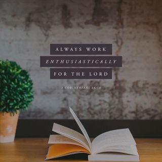 Episode 221: 1 Corinthians 15:58 (August 27, 2018)