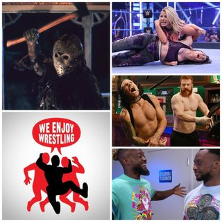 Ep 124 - New Day, New Blood (Week in WWE TV, Friday the 13th Pt VII: The New Blood Recap)