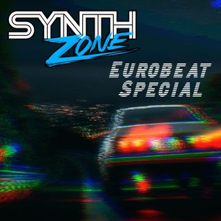 Synth Zone 190 - 4/4/21 (Eurobeat Special)
