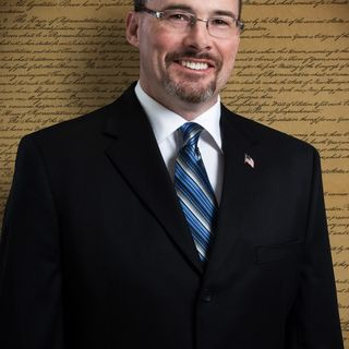 Former California Assemblyman Tim Donnelly