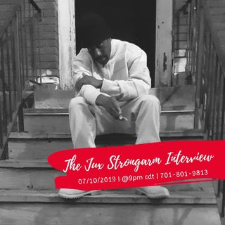 The Jux Strongarm Interview.