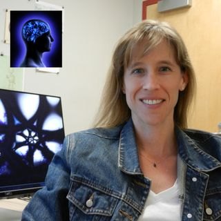 Memory Researcher Dr. Colleen Parks