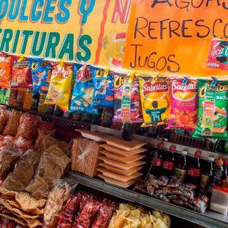 Protestan contra prohibición de productos chatarra