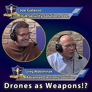 What Risks do Drones Present Us?