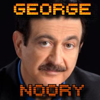 #67: George Noory is my guest. GEORGE. FREAKING. NOORY!!!