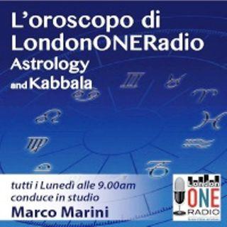 L'oroscopo settimanale di Marco Marini (dal 31 Ottobre - 06 Novembre) Parliamo di Stelle