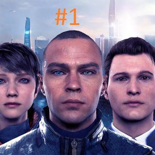 Detroit: become human - Il videogioco che ha predetto il FUTURO [episodio 1: premessa]