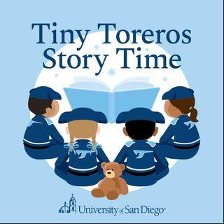Tiny Toreros Story Time