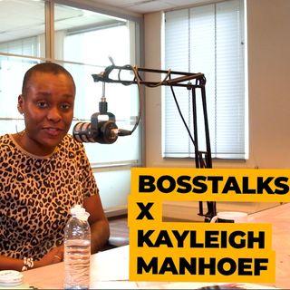 BOSSTALKS X Kayleigh Manhoef #5