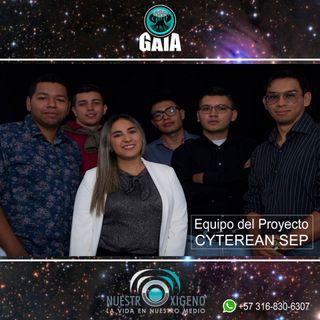 NUESTRO OXÍGENO Proyecto Cyterean Sep (Venus) - Paula Duque