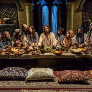 Last Supper Lessons