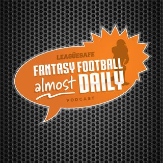 Fantasy Football Almost Daily #274 - Week 10 Waiver Wire