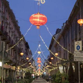 Rosso Scarlatto Chinatown