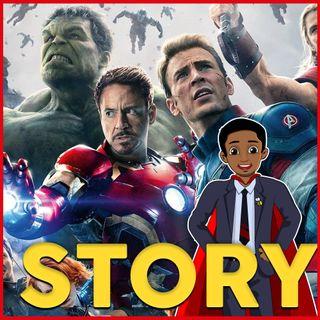 Avengers - Sleep Story