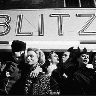Nightclubbing - Blitz Club 31st January 2021