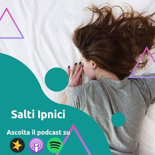 Salti Ipnici: ti è mai capitato di avere la sensazione di cadere prima di addormentarti?