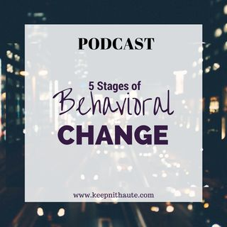 5 Stages of Behaviorial Change
