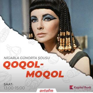 Kleopatra-nın ən sevdiyi yeməklər | Qoqol-moqol #31