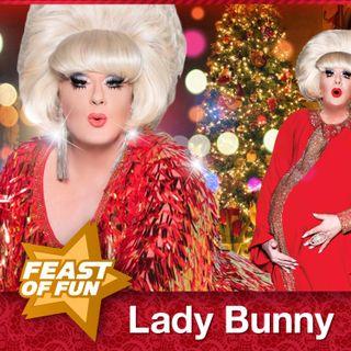 FOF #2916 - A Very Lady Bunny Covid Christmas