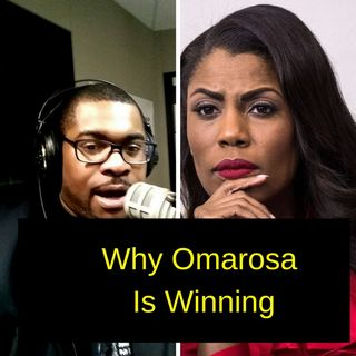 08/15/18 | Why African-Americans Should Listen To and Embrace Omarosa | Nathan Ivey Show | #omarosa #unhinged