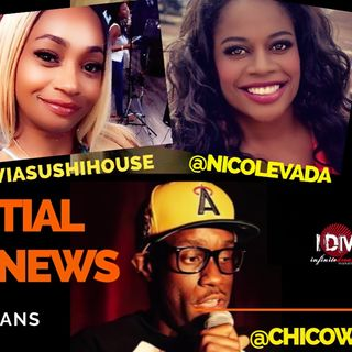Episode 1: Real News Real Comedians Weekly Updates