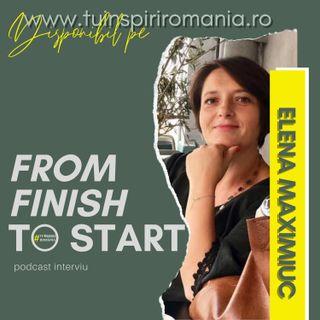 From FINISH to START | Picnicul de Altădată - O Afacere Românească pe Coasta de Azur  | Moderator Mirela Pascu