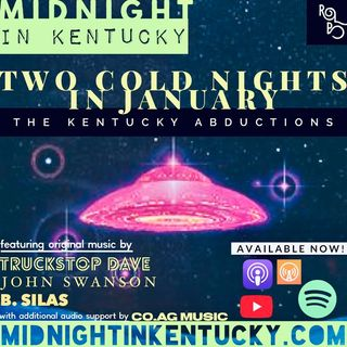 Two Cold Nights in January The Kentucky Abductions