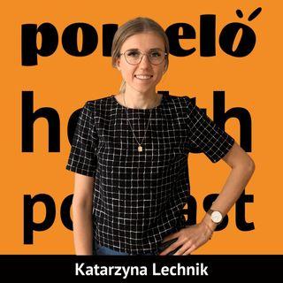 Dlaczego cateringi dietetyczne są tak popularne - Katarzyna Lechnik   Odcinek 19