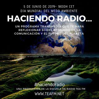 """Intro """"Haciendo Radio... en el Día Mundial del Medio Ambiente"""""""